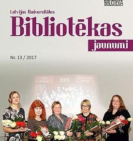 LU Bibliotekas jaunumi
